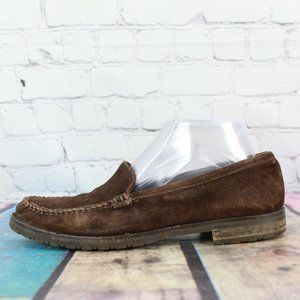 COACH Penny Loafers Moccasins Flats Size 8.5 M